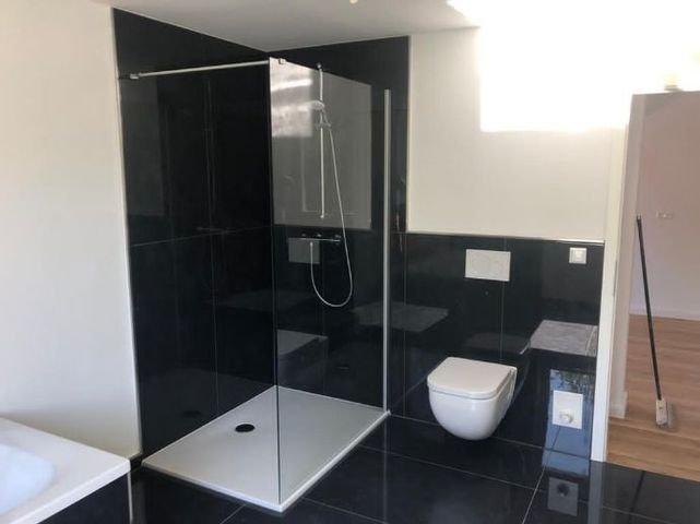 Bad Dusche im EG
