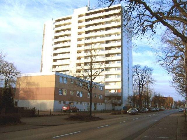 Aussenansicht GebäBremer Straße 103
