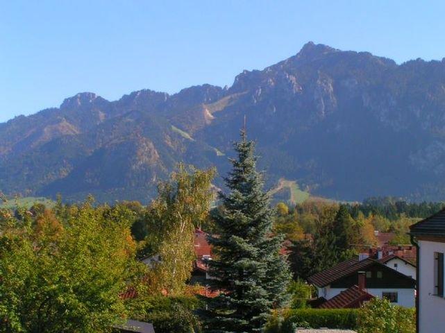 Bergblick v. Wohnessbereich