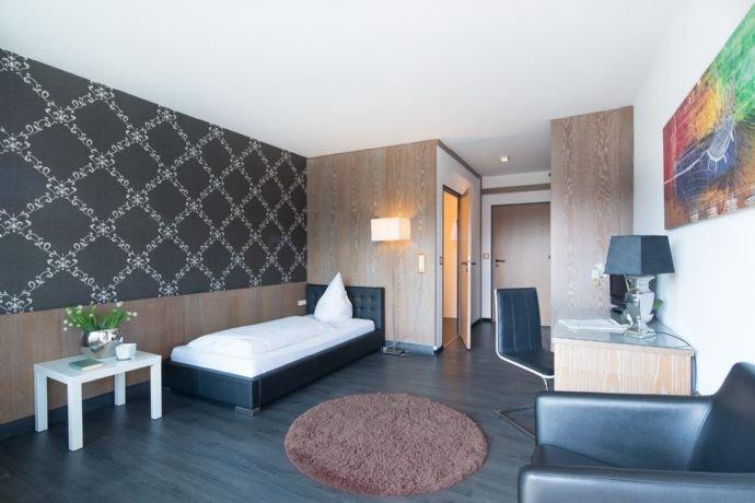 One-Room-Apartment Innenbereich