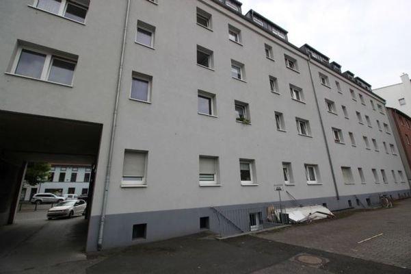 Gebäude Hofansicht