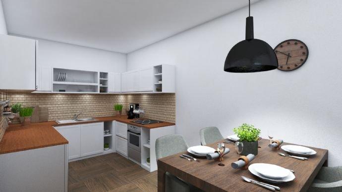 Musterbild Gemütlicher Koch-/ und Essbereich
