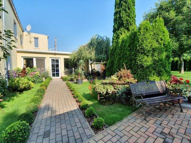 Zugang Wintergarten/Wohnung EG