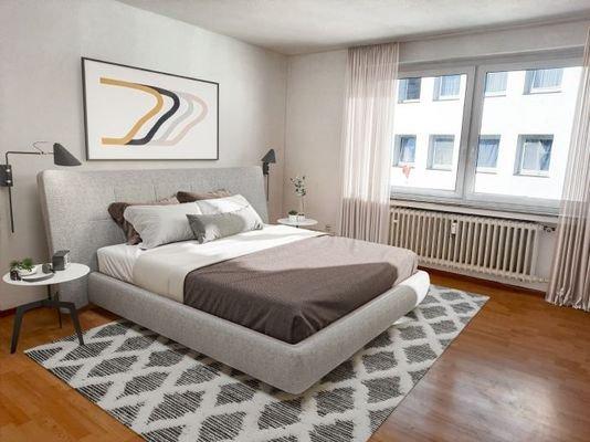 Schlafzimmer Einrichtungsvorschlag