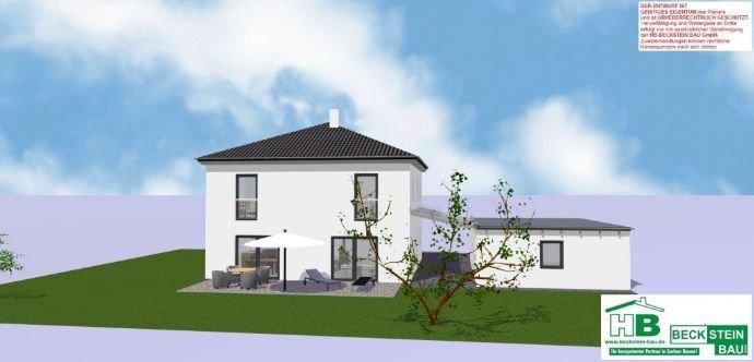 Haus 3 Ansicht 3-D Süden