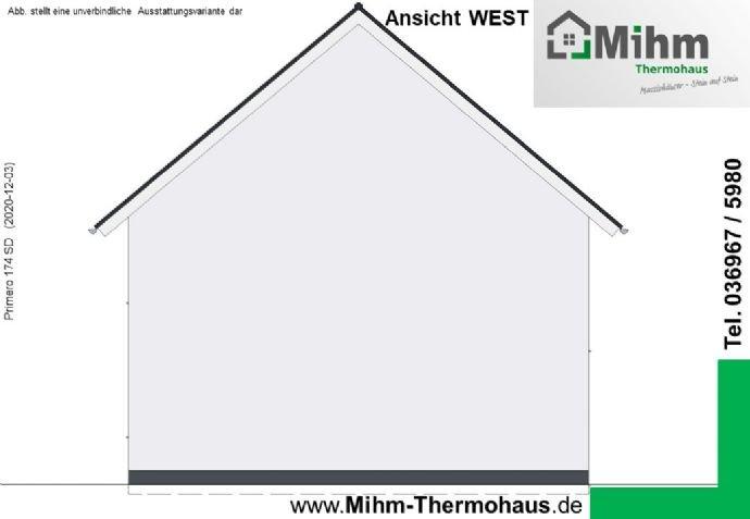 Mihm-Thermohaus_Primero174SD-Ost_Ansicht-West