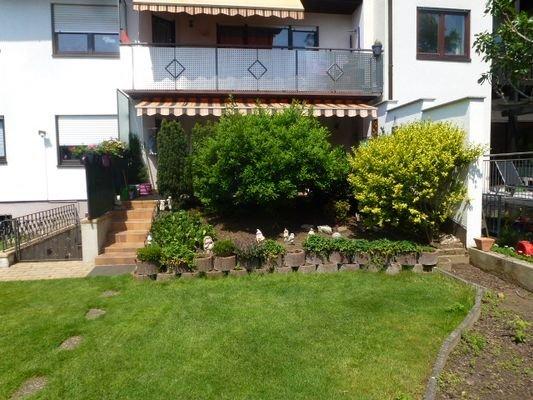 EG Wohnung mit Gartennutzungsbereich