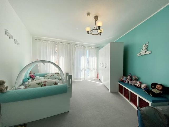 Kinderzimmer im Obergeschoss