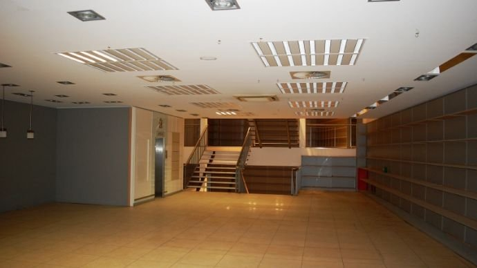 Verkaufsfläche Erdgeschoss