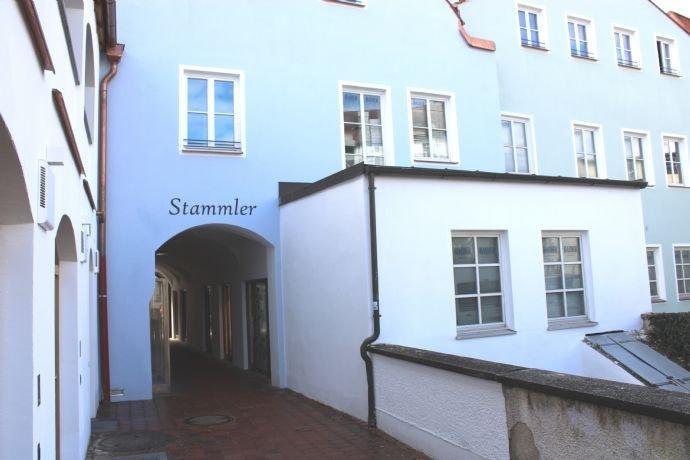 Stammler-Passage - Parkplatz Floßgasse