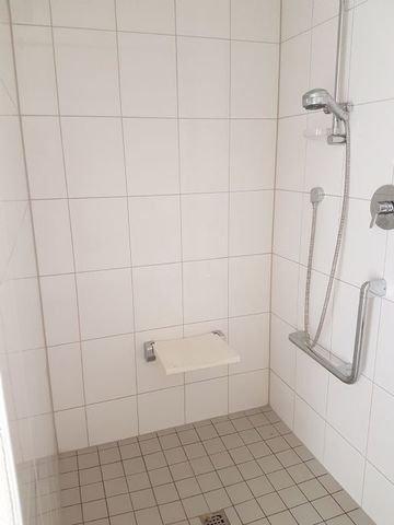 Dusche, Ausstattung Komfort plus