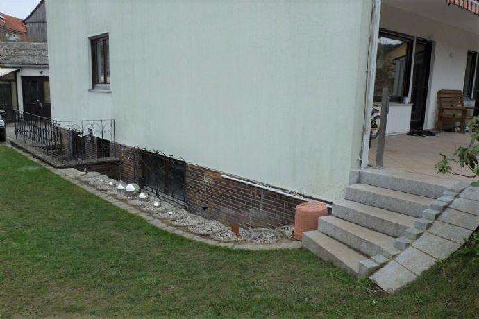 Terrassen-Aufgang