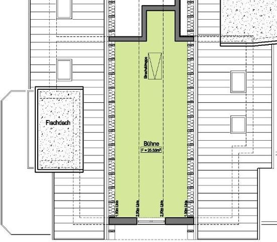 zu Wohnung-Nr. 7 =25,55m²