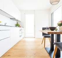 Rosengarten Küche Musterwohnung