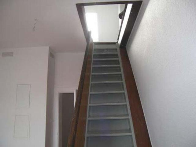Treppe z. ausgebauten Speiche