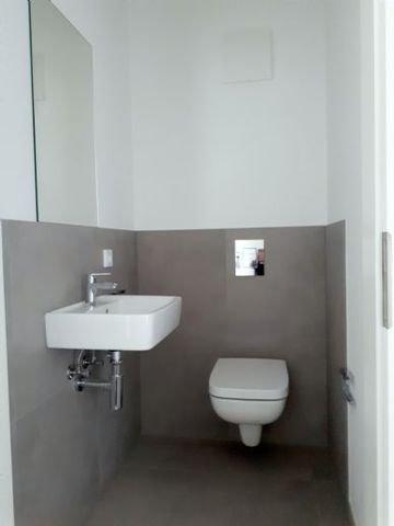 z.B. Gäste-WC