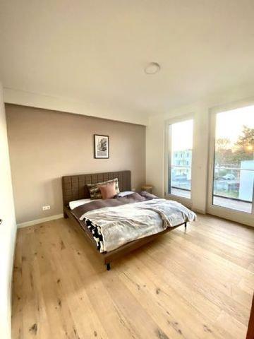 Penthouse Mastebedroom