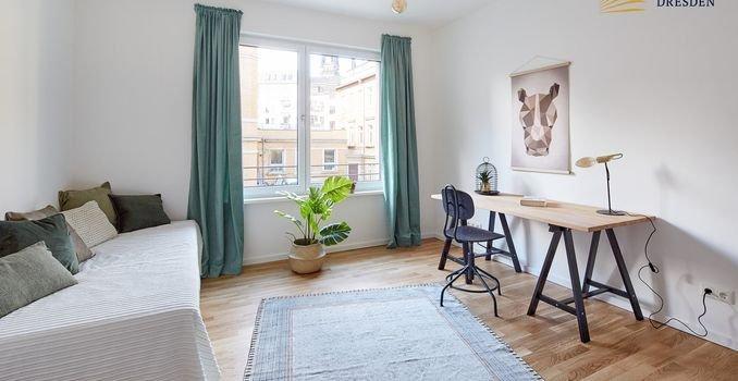Gäste- oder Arbeitszimmer (Musterwohnung)