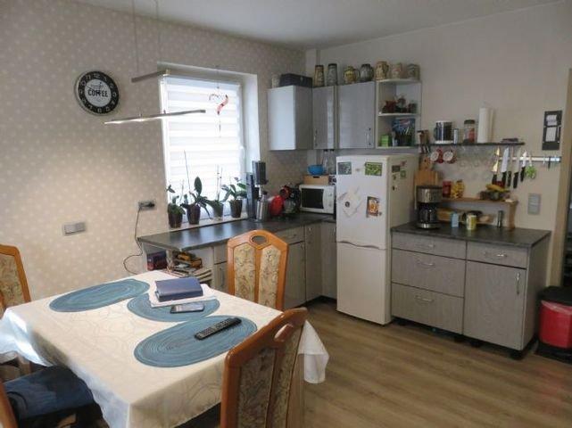 Offene Küche zum Wohn-Esszimmer