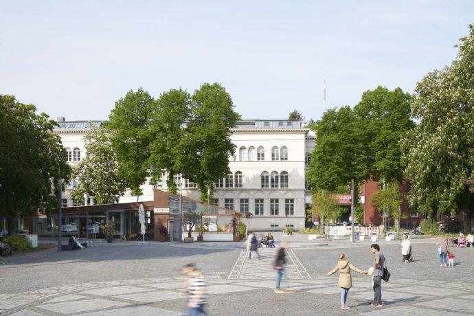 Außenansicht Kaiserplatz