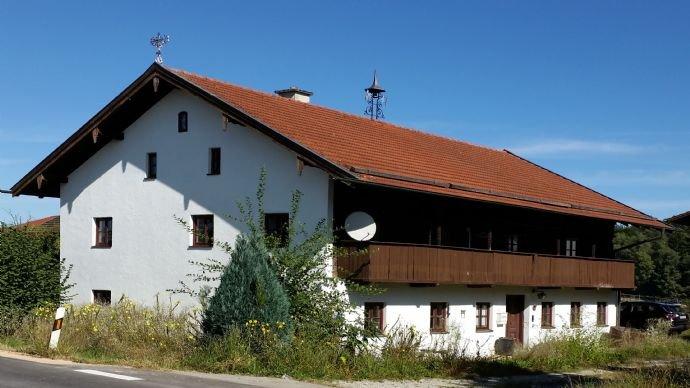 Ansicht Bauernhaus