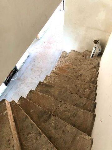 Treppe EG zu DG