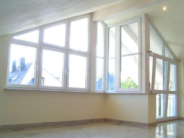 Fensterfront, Wohnessbereich