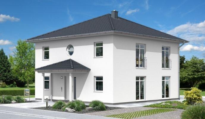 Hauseingang mit Überdachung