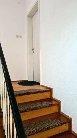 Treppenhaus zu den Obergeschossen