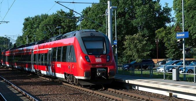 Bahnhof Bestensee