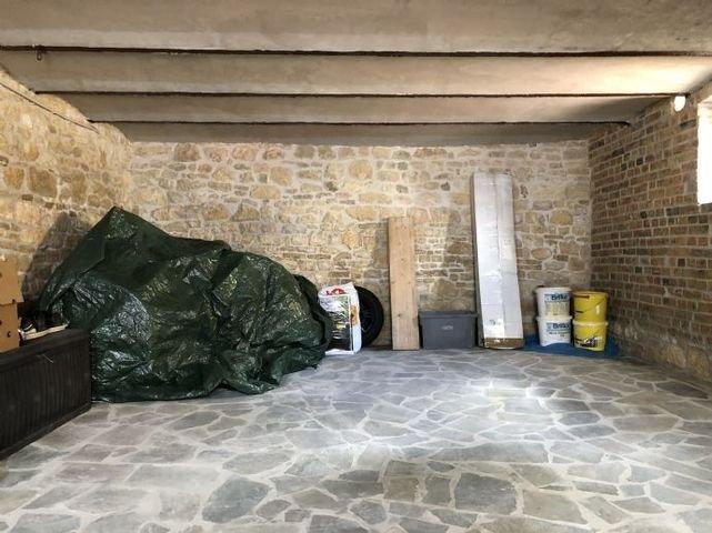 Gewölbekeller im Innenhof