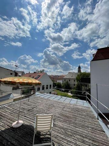 Dachterrasse Ausblick