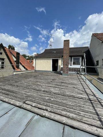 Dachterrasse Zugang