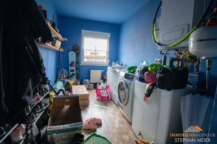 Hauswirtschaftsraum im Erdgeschoss