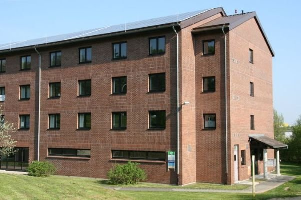 Gebäude Westpark