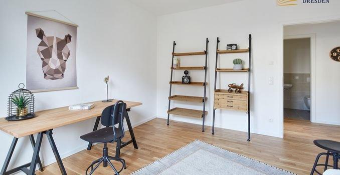 Gäste- oder Arbeitszimmer II(Musterwohnung)