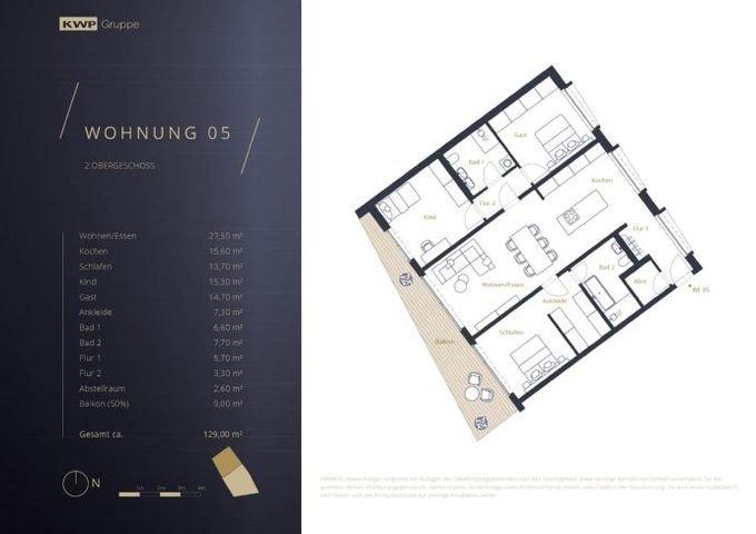 Grundriss Wohnung 05