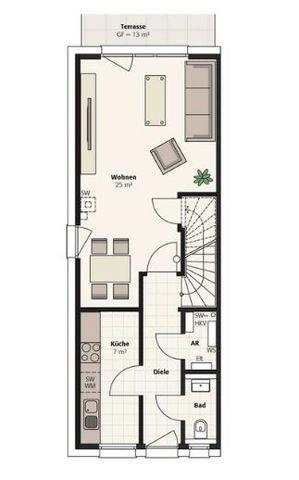 Erdgeschoss Standard