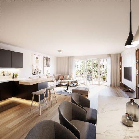 offen gestaltete Wohn-Essräume