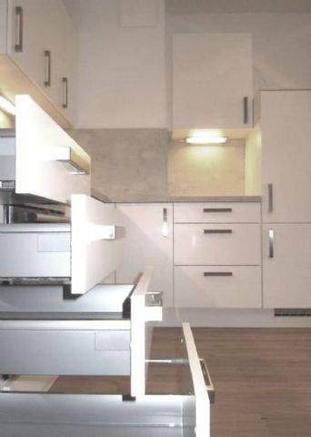Einbauküche Detail