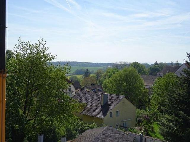 Blick über Ebersberg