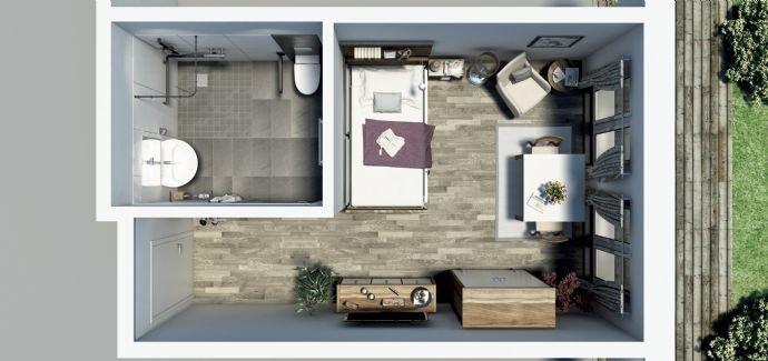 Sorglos-Hotel-Zimmer (Beispiel)