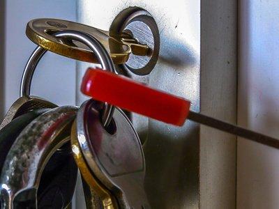 Der Schlüssel zu Ihrer neuen Wohnung !