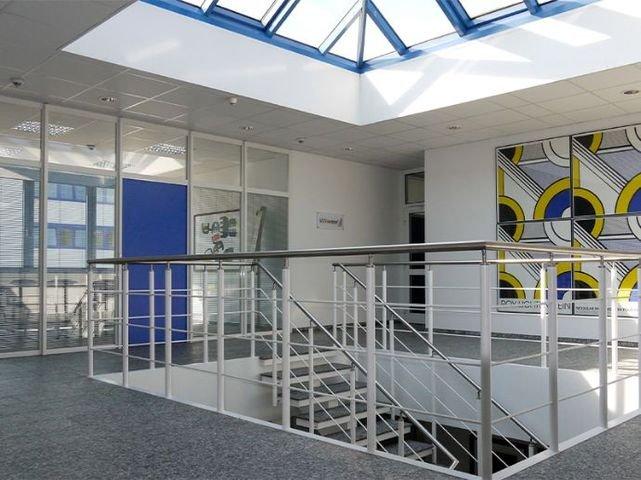 Fontus-Businesspark O1 A - Treppenhaus