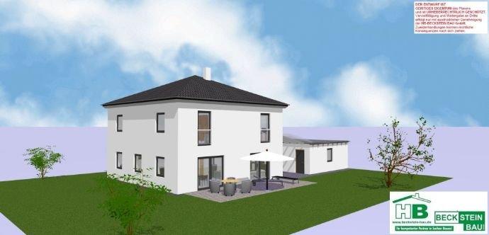 Haus 3 Ansicht 3-D Südwest