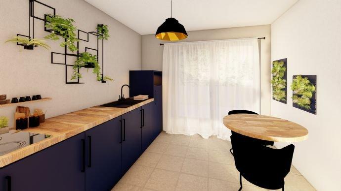 Wohnbeispiel Küche 2