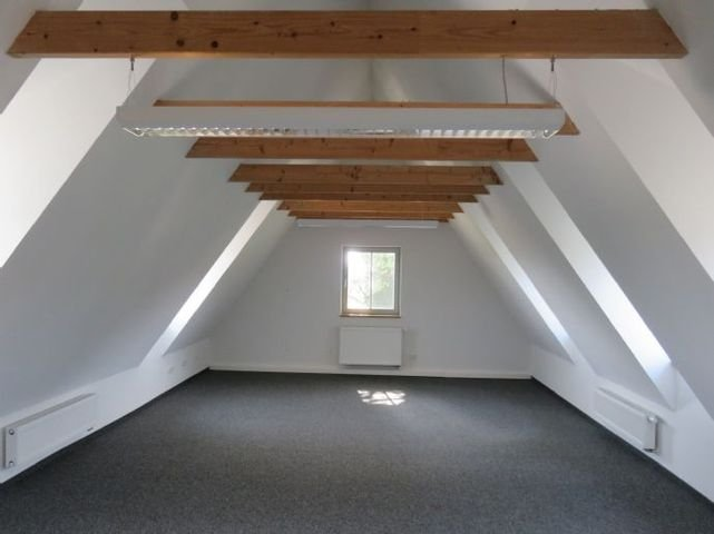 Dachgeschoss: Schulungsraum