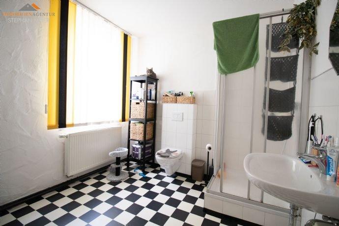 EG Wohnung rechts – Badezimmer