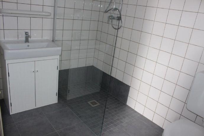 neus Duschbad mit WC