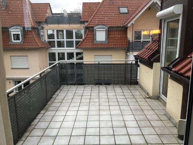 Balkon 1. Ebene